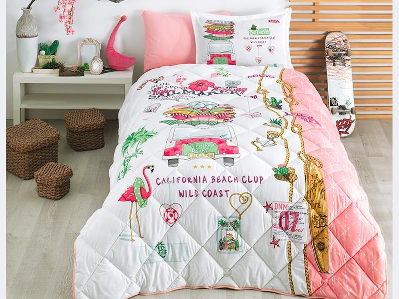 Олекотен спален комплект за детска стая Aloha