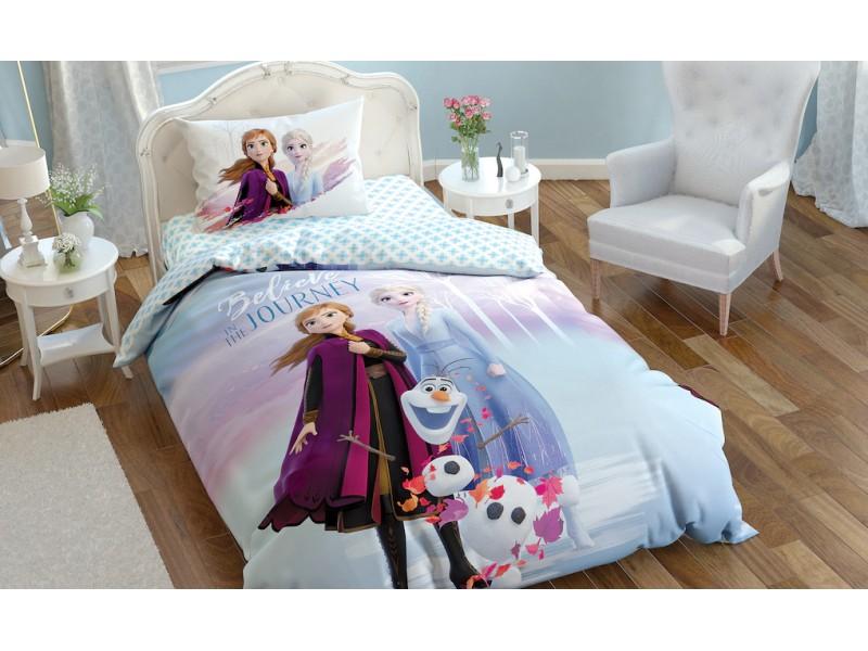 TAC детски спален комплект FROSEN MAGIK Belive