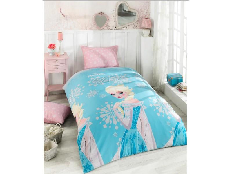 DISNEY детски спален комплект FROSEN ELSA