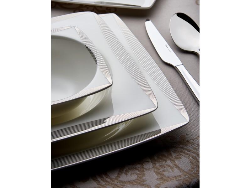Сервиз за хранене порцелан 85 части TOLEDO
