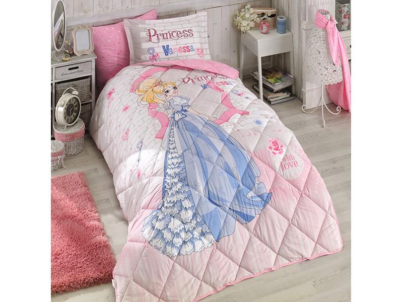 Олекотен спален комплект за детска стая Vanessa