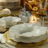 Сервиз за хранене порцелан MILENA GOLD 83 части