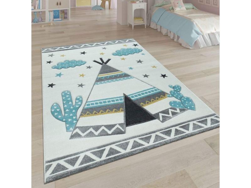 Детски релефен килим 160 х 230 см. TENT