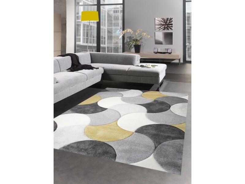 Модерен релефен килим ВИЗУАЛ 160х230см.