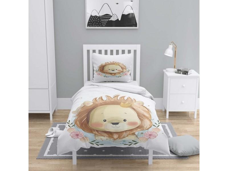 Детски 3D спален комплект ЛЪВЧЕ