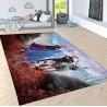 FROZEN детски 3D килим 160х230 см. модел 2