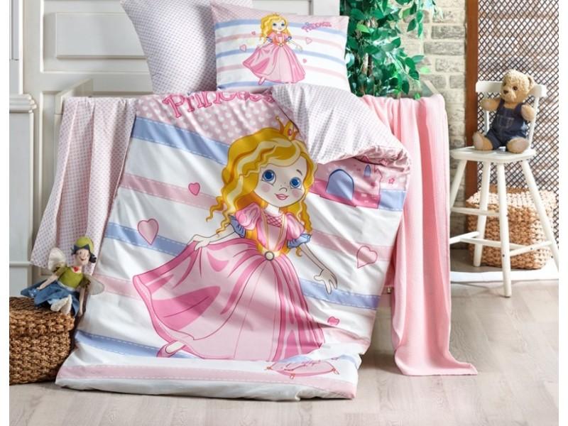 Бебешко спално бельо от 100% памук PRINCES