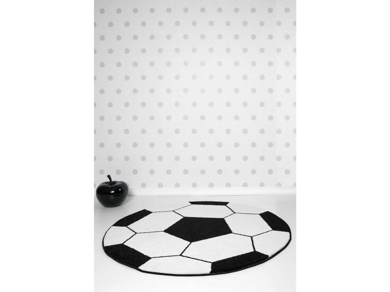 Детски килим 120x120 см. модел Футбол