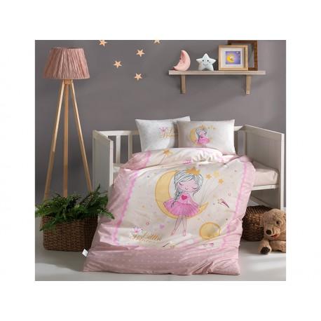 Бебешко спално бельо от памук MOON